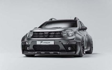 Немцы переделали Dacia Duster в агрессивный спорткар: что из этого вышло