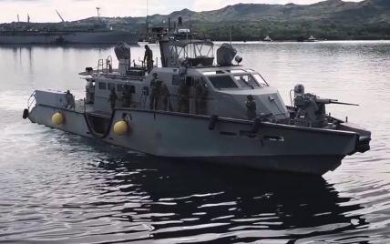 Український флот посилиться суднами із США та Великої Британії