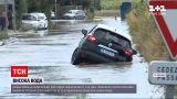 Новини світу: на півдні Франції під час сильної повені зникли безвісти двоє людей
