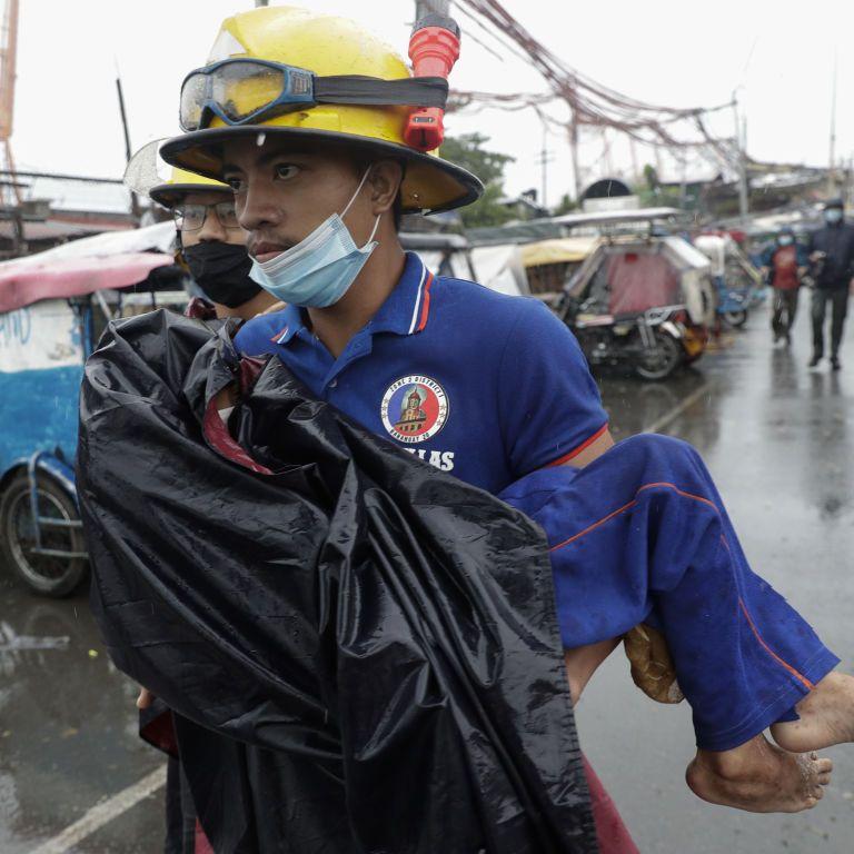 Філіппіни потерпають від потужноготайфуну: евакуйовано близько мільйона людей