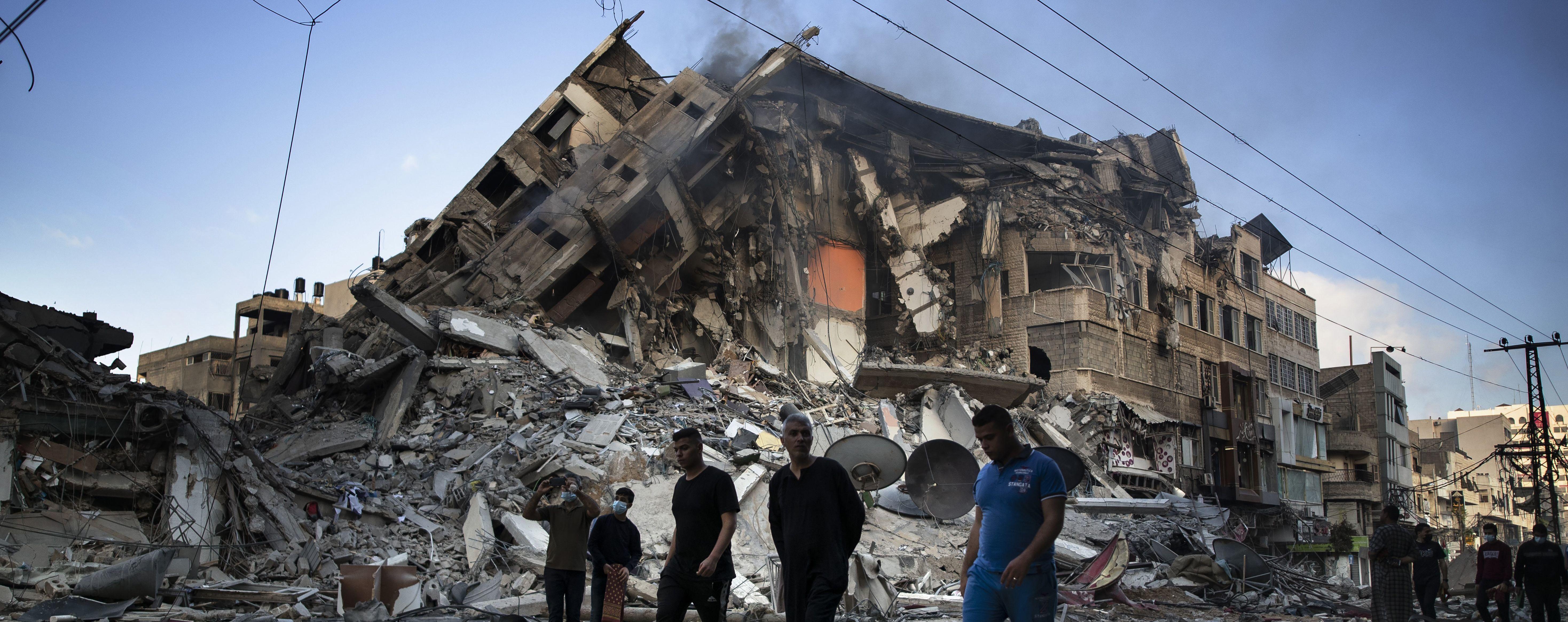"""Израиль и """"ХАМАС"""" договорились о начале перемирия"""