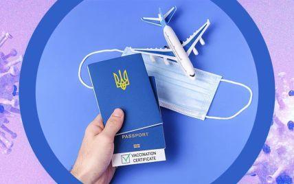 Украинские COVID-сертификаты получили первое одобрение в Евросоюзе
