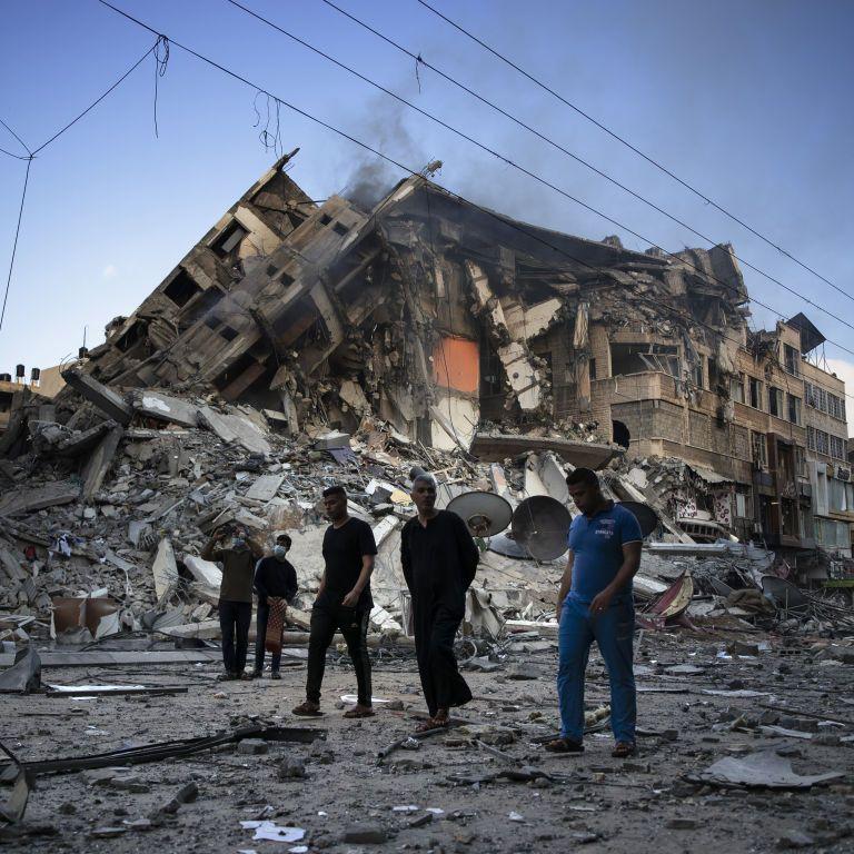 """ХАМАС заявил, что не возьмет """"ни цента"""" международной помощи для Сектора Газа"""