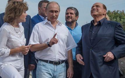 Берлускони рискует загреметь в украинскую тюрьму на 15 лет