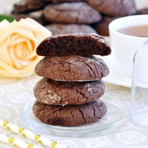 """Апетитне шоколадне печиво """"Брауні"""""""