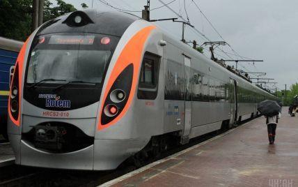 К Пасхе на западную Украину пустят еще один дополнительный поезд