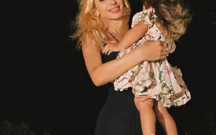 Світлана Лобода зачарувала ніжним фото з дочками