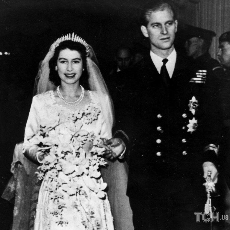 73 роки разом: як починався роман принцеси Єлизавети і принца Філіпа