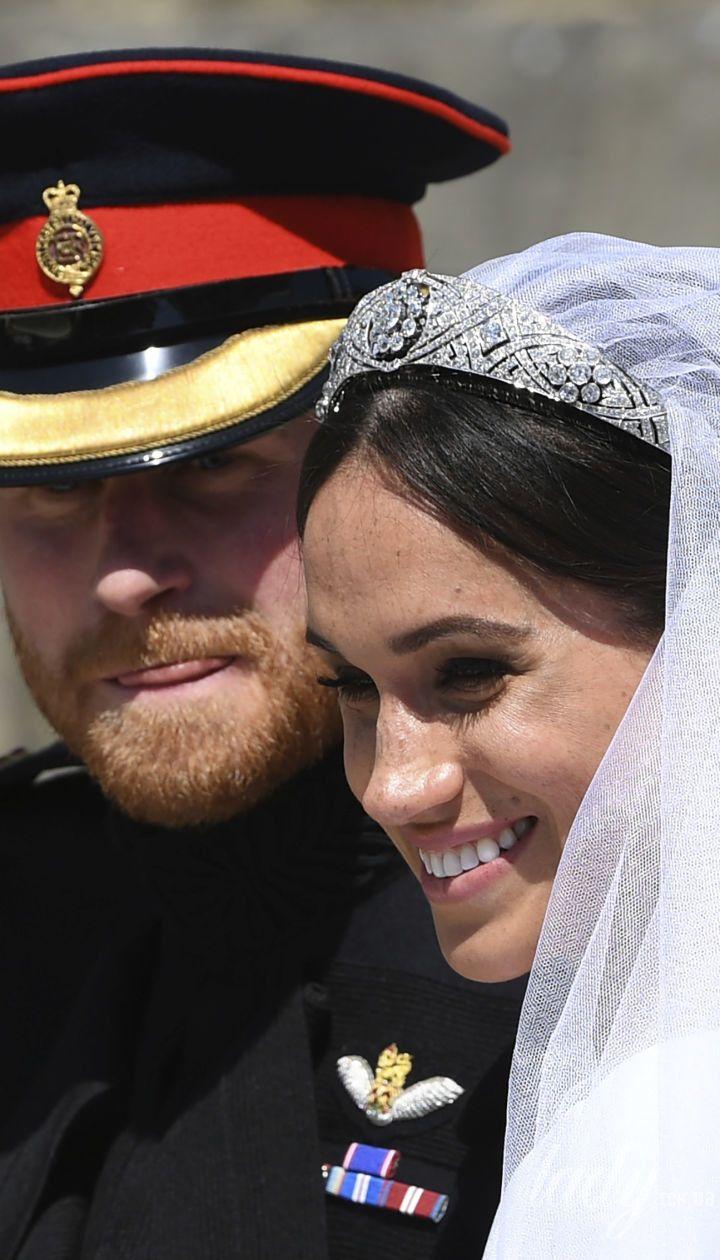 Гарри и Меган / © Associated Press