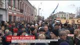 """Білоруси протестують проти """"податку на дармоїдство"""""""