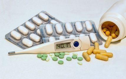 В Україні зріс рівень захворюваності на грип