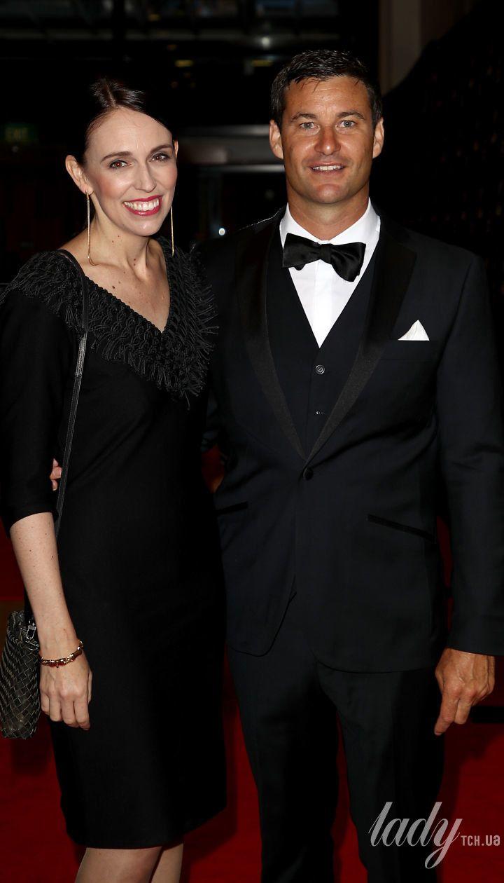Джасінда Ардерна і Кларк Гейфорд / © Getty Images