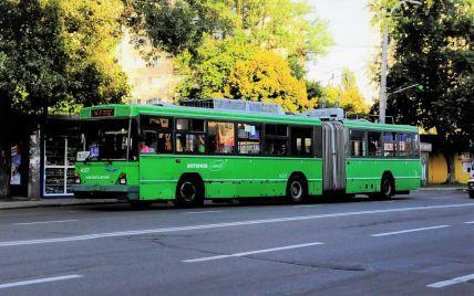 У Києві змінять рух громадського транспорту: маршрути