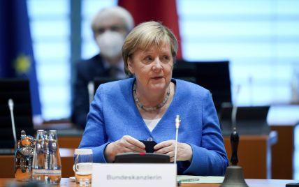 Меркель: Наша задача — сохранение за Украиной статуса партнера по транзиту газа