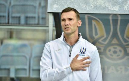 Скандальне звільнення Шевченка зі збірної: в УАФ заявили, що підписання нового контракту зірвав сам тренер