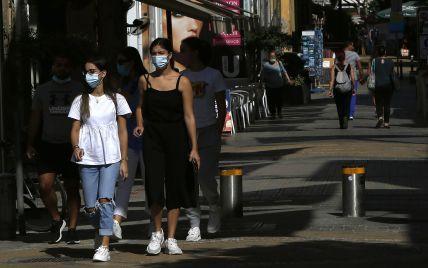 На Кіпрі заявили про перші випадки нового штаму коронавірусу з Великої Британії
