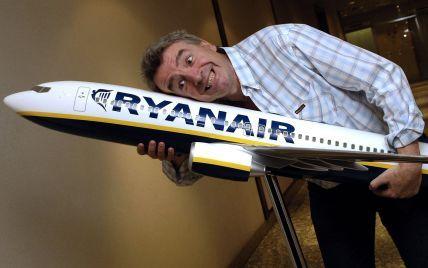 Лоукостер Ryanair оголосив маршрути зі Львова