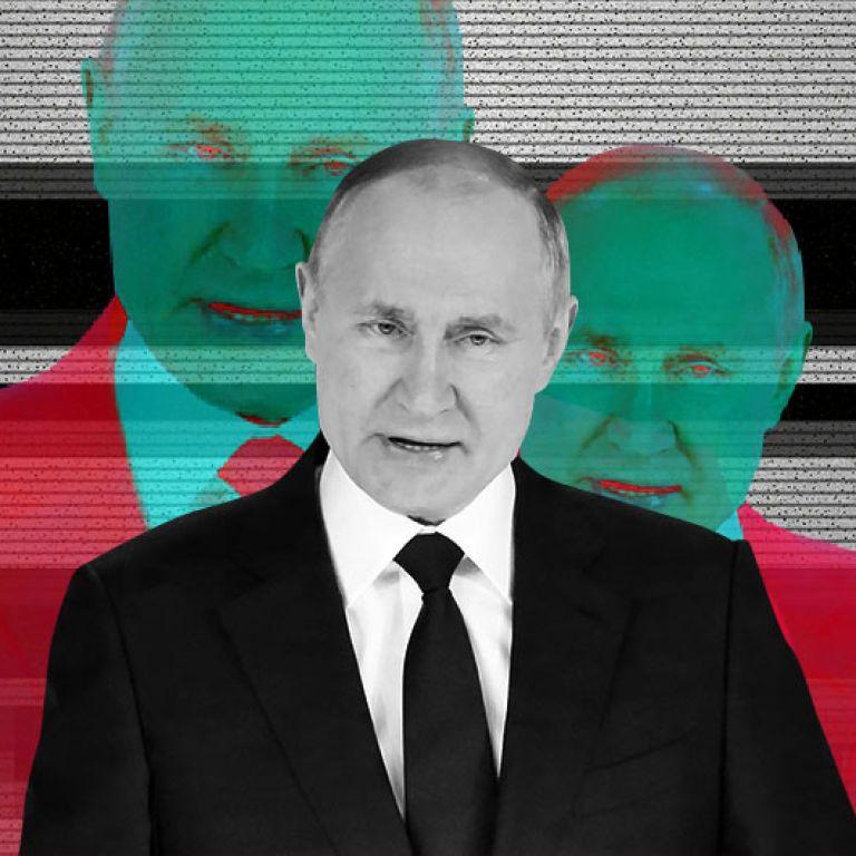 """Путін на параді у Москві розповів про""""збіговисько недобитих карателів"""" і пригрозив країнам з """"агресивними планами"""""""