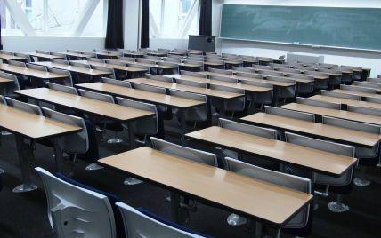 Стрельба в университете Перми: появилось фото из аудитории, в которой забаррикадировались студенты
