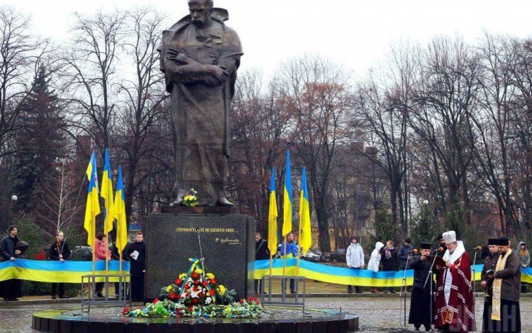 День Соборності в Ужгороді / © УНІАН