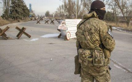 СБУ запевняє, що бореться з диверсантами і не штурмує блокадників
