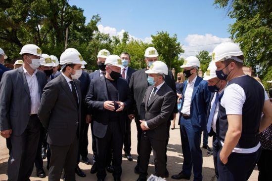 Зеленский считает Днепропетровскую область примером для других областей