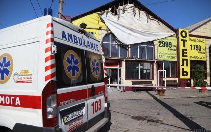 """У пожежі в """"Токіо Стар"""" сумчанин втратив дружину і доньку. В Одесі родина зупинилася заночувати"""