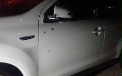 На столичной парковке взорвалась граната