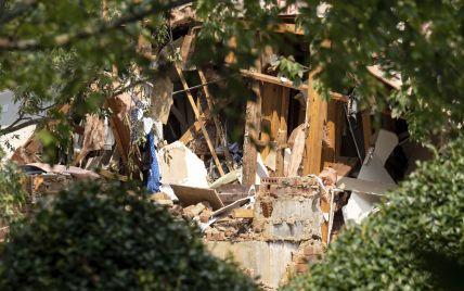 В США взорвался жилой дом: есть пострадавшие