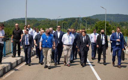 Украина и Грузия будут совместно бороться за возвращение своих оккупированных территорий