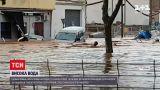 Новини світу: на півдні та заході Іспанії сильні дощі спровокували повінь