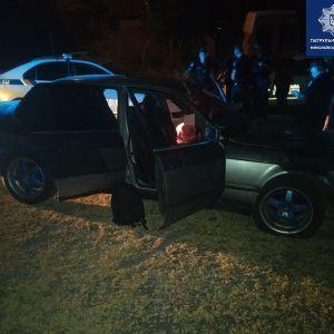 У Миколаєві п'яний водій тікав від поліції, але потрапив у ДТП