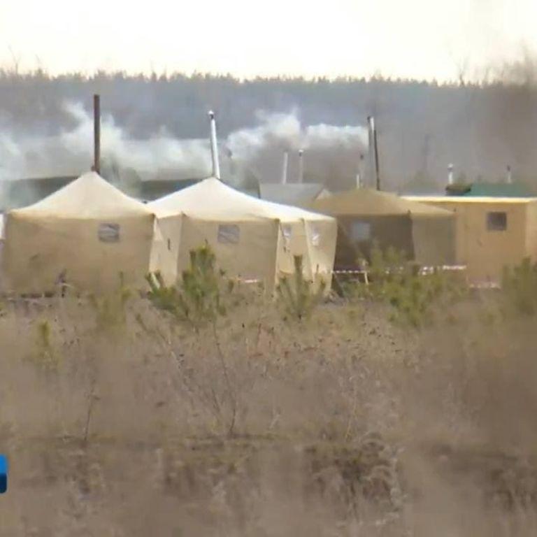 Россия отводит не все войска от границы с Украиной: технику оставят в лагере под Воронежем — CIT