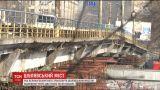 Рух великогабаритного транспорту на Шулявському шляхопроводі знову відновили
