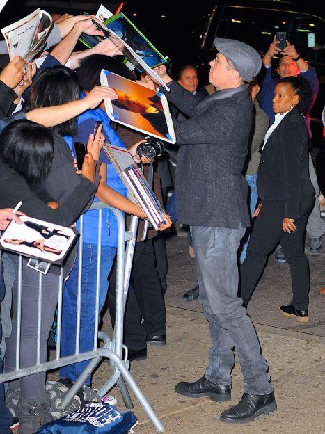"""Брэд Питт на показе фильма """"Лазурный берег"""" / © Getty Images"""