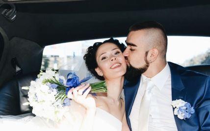 Чоловік Юлії Саніної показав рідкісні фото з їхнього весілля