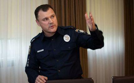 В Киеве зарплата полицейского ниже, чем у охранника в супермаркете, — глава Нацполиции Клименко
