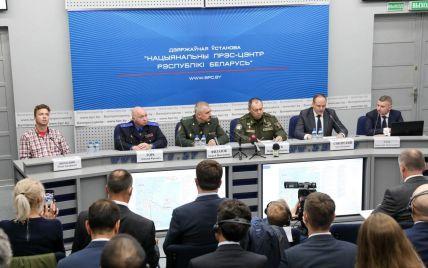 Протасевича вывели на брифинг МИД Беларуси