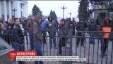 Автомобільні активісти обіцяють перекрити вулицю Грушевського