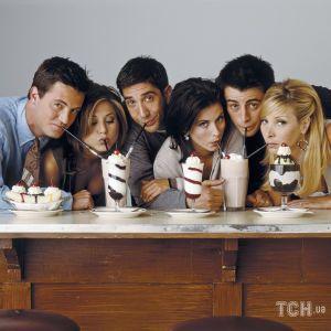 """10 смішних кадрів із серіалу """"Друзі"""", які нагадають, чому ми його обожнюємо"""