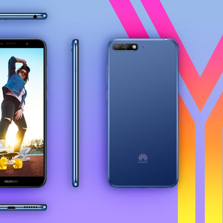 Серія смартфонів Huawei Y: коли бюджетний означає оптимальний
