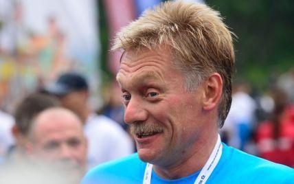 Забрехалися. Пєсков заявив, що не знає про звернення Януковича щодо введення військ РФ