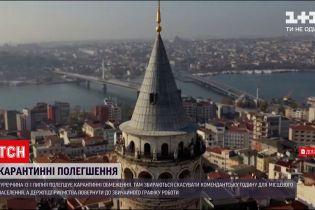 Новости мира: власти Турции решили отменить комендантский час