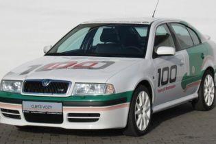 У Чехії виставили на продаж найексклюзивнішу Skoda Octavia в світі: названо вартість