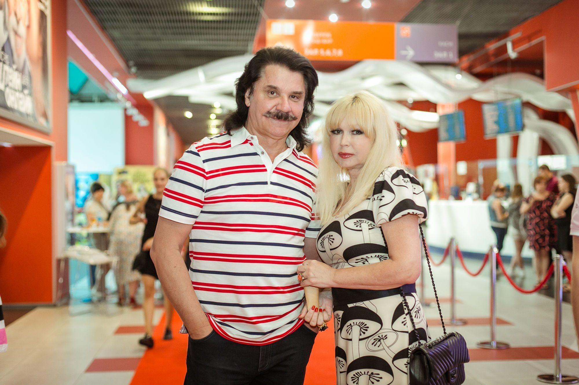 Павло Зібров з дружиною Мариною / ©