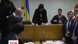 У Печерському суді активісти Майдану заблокували адвокатів екс-беркутівців