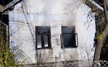 Из окон выбивался дым: житель Львовской области сгорел заживо во время пожара (фото)