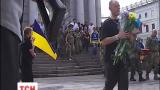 На Майдане Независимости простились с 39-летним Андреем Ионом