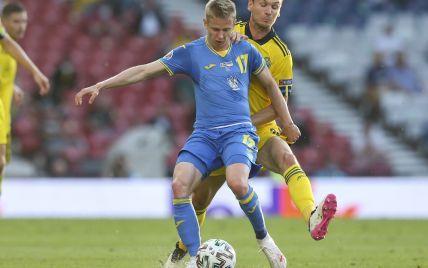 Удаление и тяжелая травма Беседина: сборная Украины в феерическом матче обыграла Швецию и вышла в 1/4 финала Евро-2020