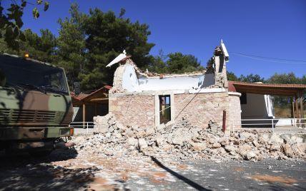 На Крите произошло самое мощное за 60 лет землетрясение: минимум 20 травмированных